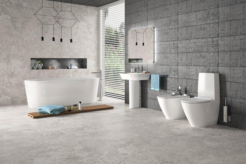 Sanindusa vonios kambario įranga