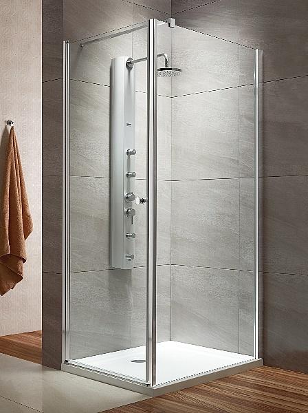 Vonios kambario įrengimo ABC: dušo kabina