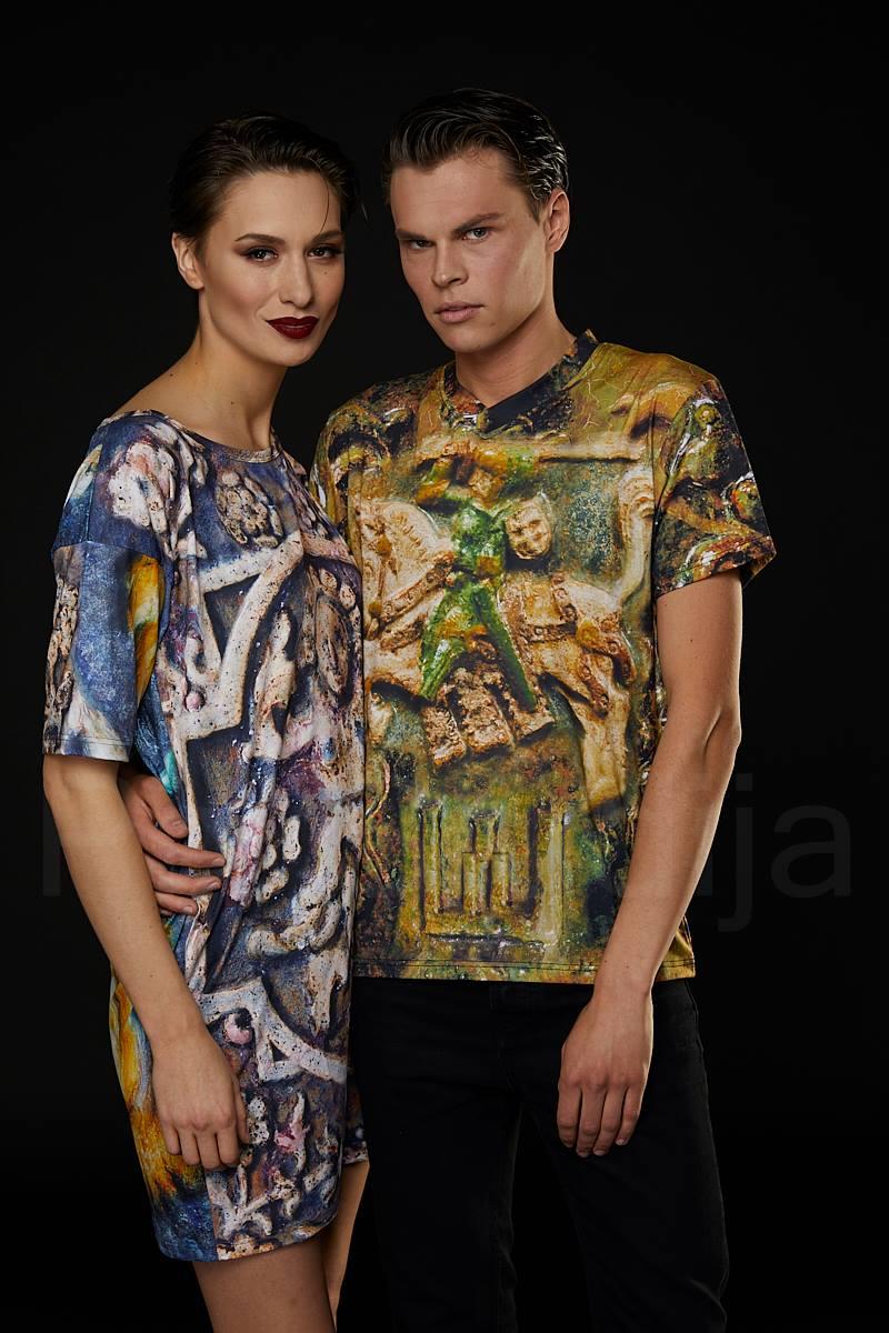 Aleksandras Pogrebnojus pristatė NIC aprangą