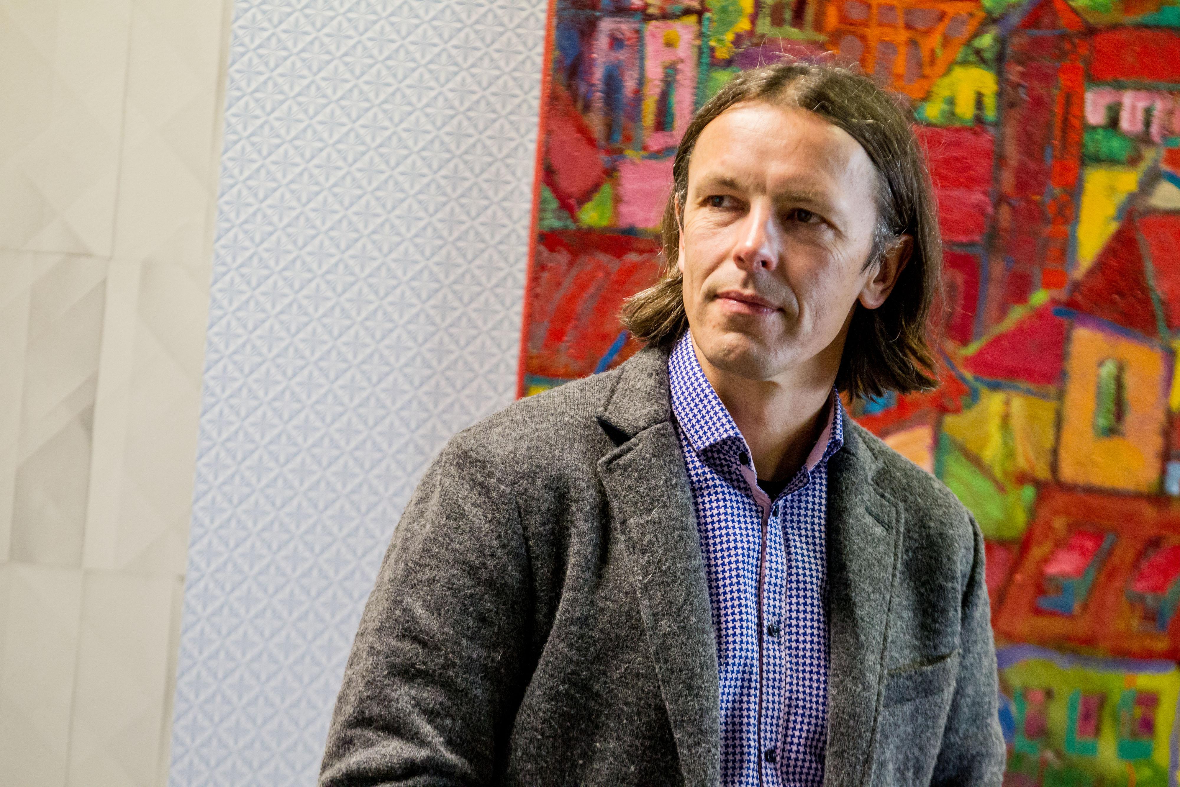 architektas Gediminas Preišegalavičius