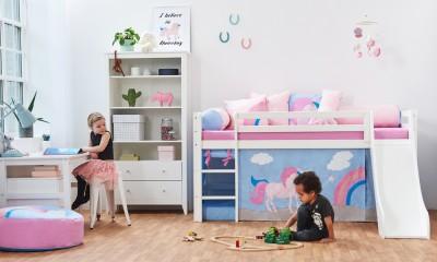 vaikiški baldai