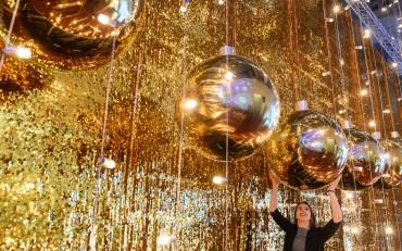 CHRISTMASWORLD -  tai puiki kalėdinių dekoracijų, dovanų paroda.