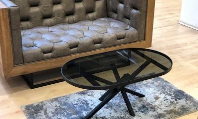salono STEEL DEAL baldai