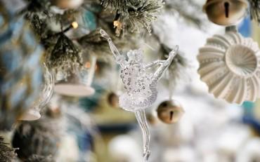kalėdinis namų dekoras