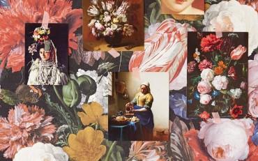 """Nauja tapetų kolekcija """"Masterpiece"""""""