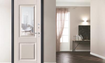buto lauko durys: stilingos ir saugios