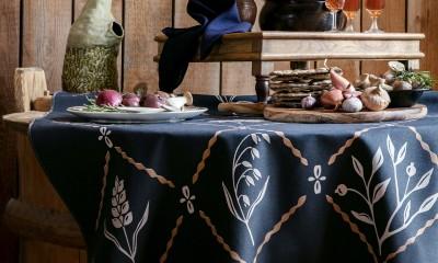 metų spalva namų tekstilės prekėse