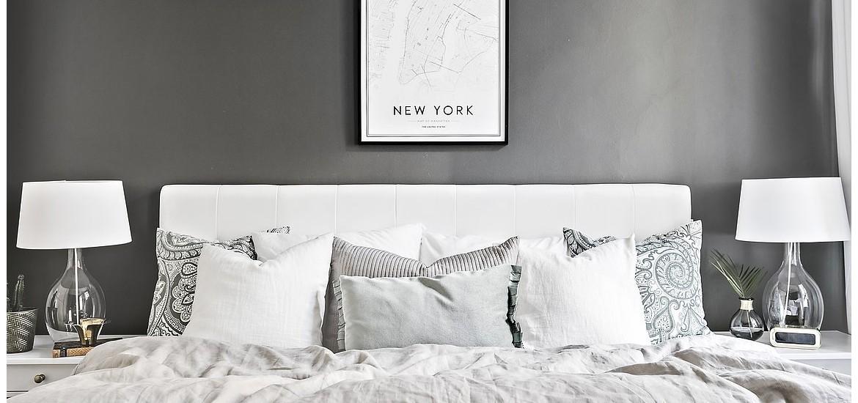 Klasikinis skandinaviškas dizainas nedidelio dydžio apartamentuose