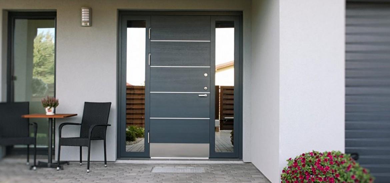šarvuotosios namo durys