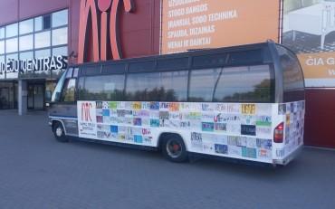 Utenos NIC autobusas