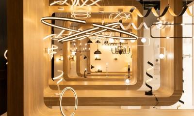 interjero dizaino tendencijos Milano parodoje