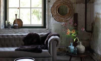 metų spalva interjero dekoravime, kilimai