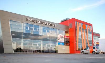 Namų idėjų centras Šiauliuose