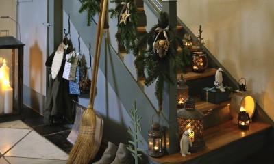 Kalėdinio puošybos idejos