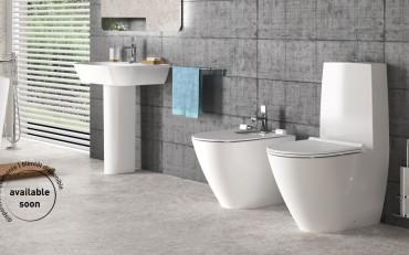 Sanindusa vannas istabas iekārtas
