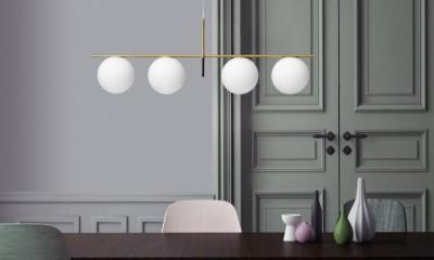 MILOOX šviestuvai, kurie pakeis namų interjerą