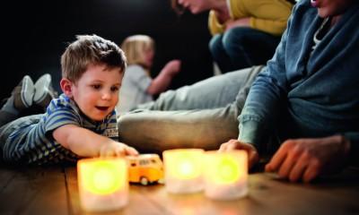 vaikiškas šviestuvas