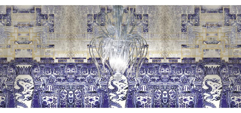 Roberto Cavalli tapetų kolekcija