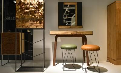 Interjero dizaino tendencijos iš IMM Cologne parodos