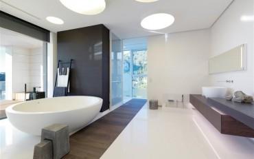 vonios apšvietimas