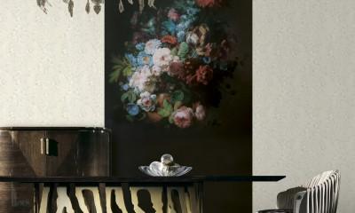 R.Cavalli tapetų kolekcijos
