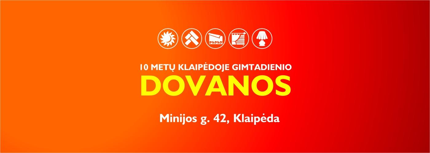 Klaipėdos NIC gimtadienis
