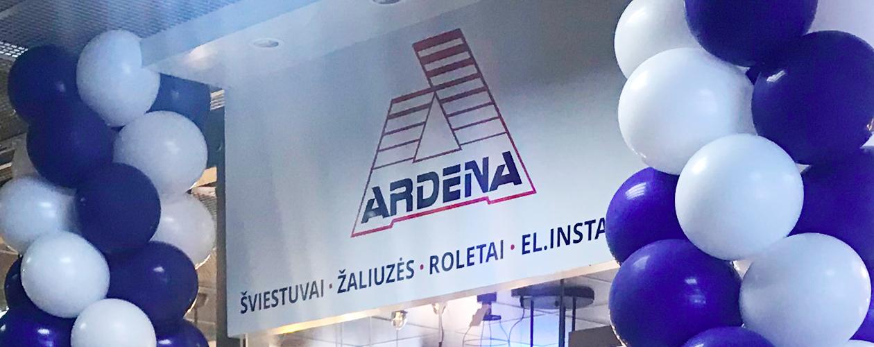 Ardena Klaipėdoje