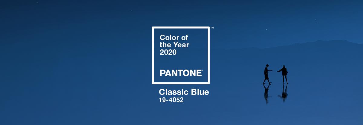 PANTONE spalva 2020